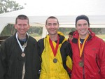 Highlight for Album: 2006 Sprint Champs at Point Pinole