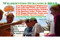 Highlight for Album: 2013 Wilderness Scramble Flyer
