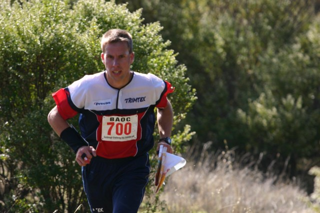 Briam May from MNOC on his way to the US Long Course Championship